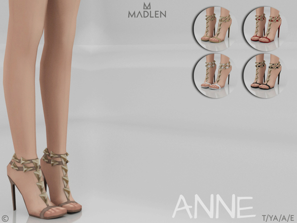 Madlen Anne Shoes by MJ95