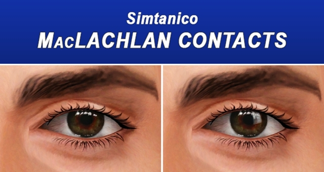 Contacts MacLachlan by Simtanico