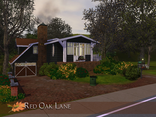 Red Oak Lane by fredbrenny