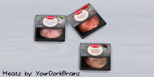 Packaged Meat by YourDorkBrains
