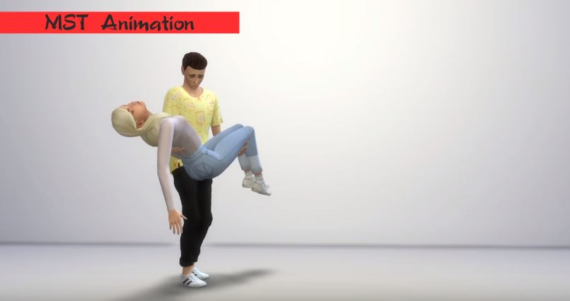 ANIMATION LOSS OF CONSCIOUSNESS by MST