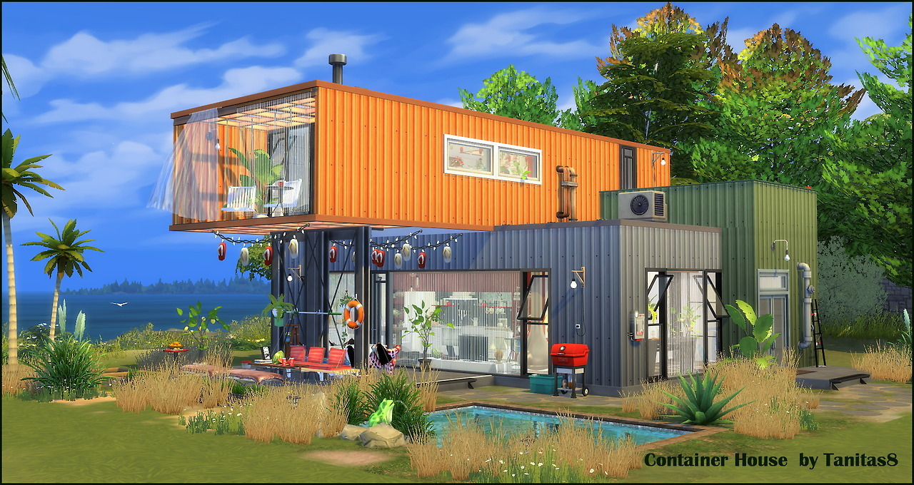 Container House by Tanitas