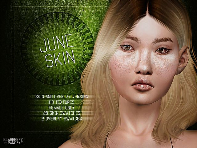 June skin by Blahberry Pancake