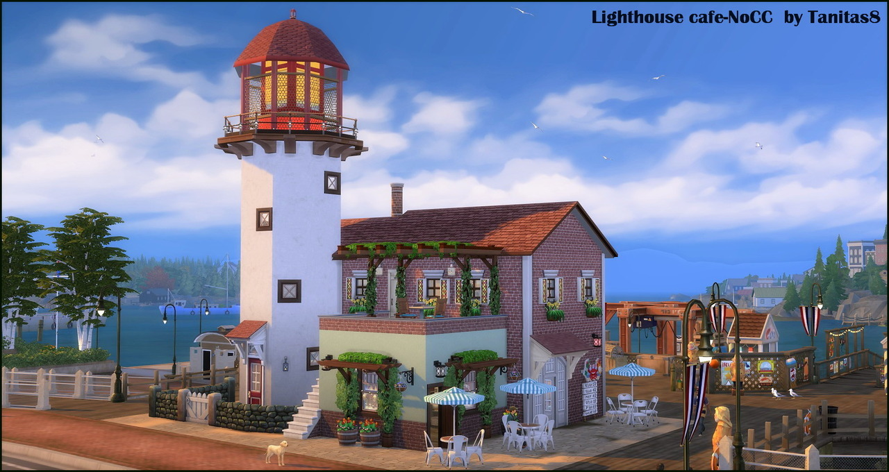 Lighthouse cafe NoCC by Tanitas