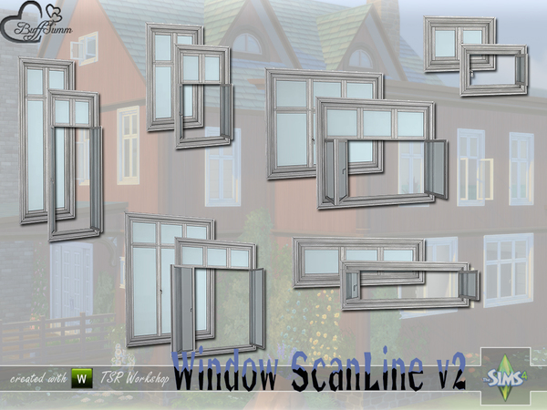 WindowSet ScanLine v2 by BuffSumm