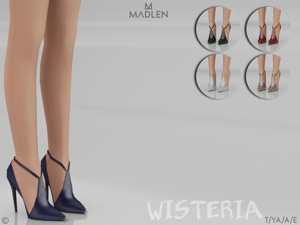 Madlen Wisteria Shoes by MJ95