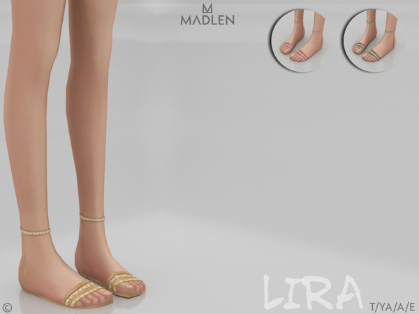 Madlen Lira Shoes by MJ95