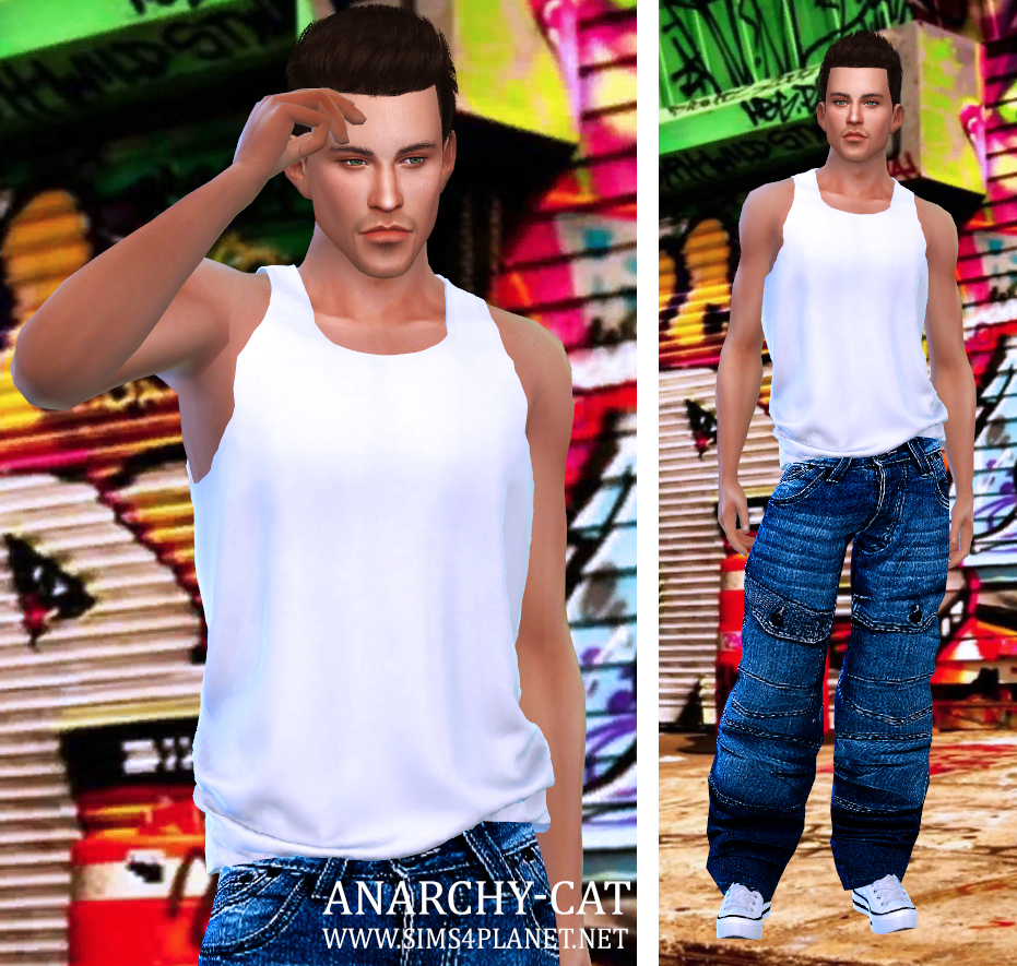 Channing Tatum by Anarchy-Cat