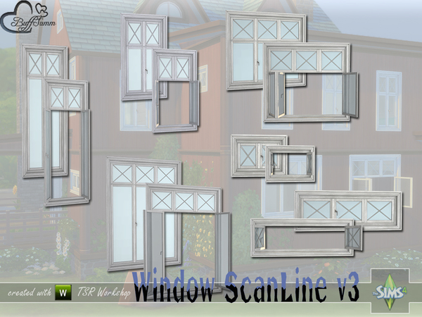 WindowSet ScanLine v3 by BuffSumm