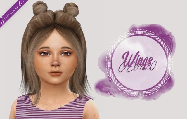 Wings OE0120 - Kids Version  by Simiracle