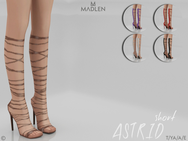 Madlen Astrid Shoes (Short) by MJ95