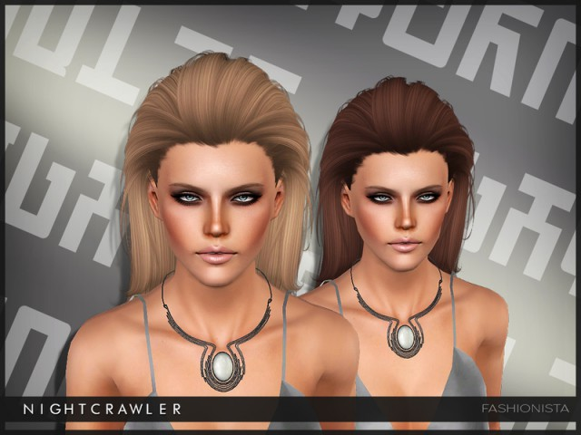 Fashionista by Nightcrawler Sims