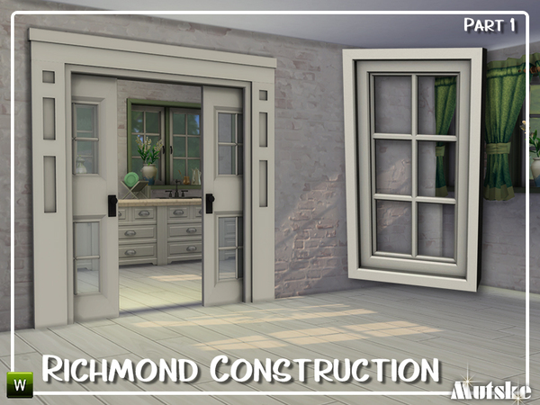 Richmond Constructionset Part 1 by mutske