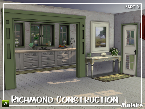 Richmond Constructionset Part 2 by mutske