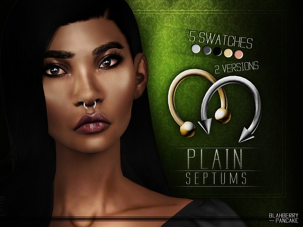 Plain Septums by Blahberry Pancake