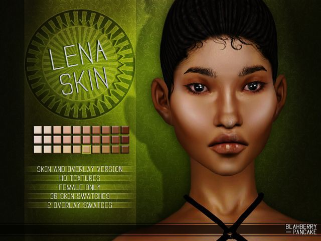 Lena skin by Blahberry Pancake