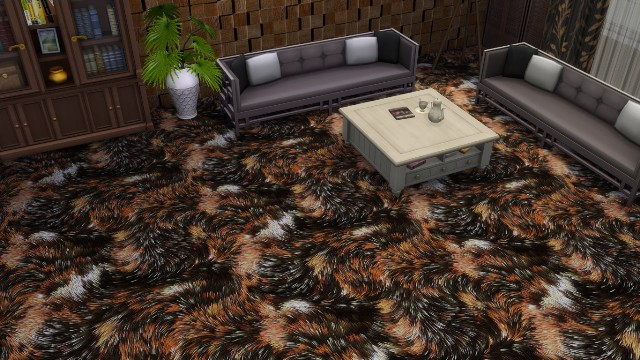 "Carpeting ""Fur"" by Anastasiya"