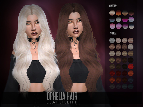 LeahLillith Ophelia Hair by Leah Lillith