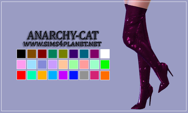 Madlen Fordonia Shoes by Anarchy-Cat