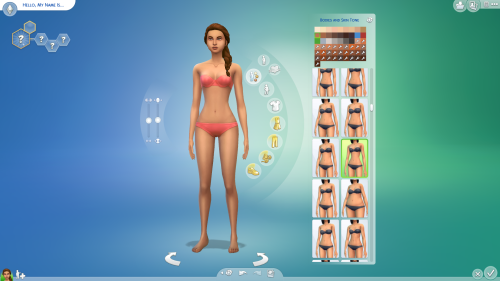 The Sims 4 Mod: More CAS Presets (+Improved Randomization) by zerbu