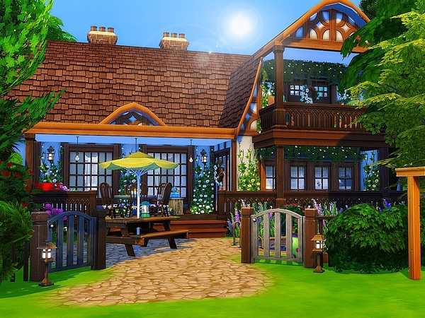 Cozy Family Cottage by MychQQQ