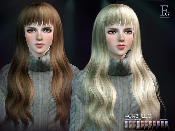 HAIR TS3--07 by S-Club