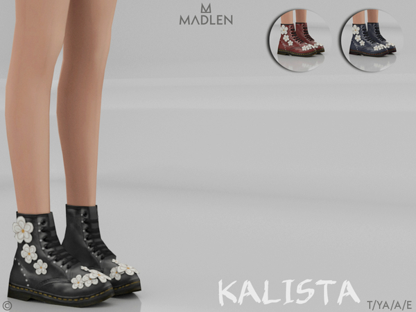 Madlen Kalista Boots by MJ95