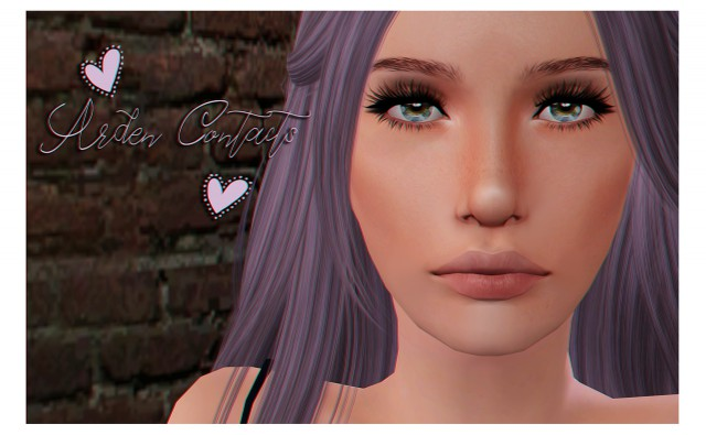 Arden Contacts by Halosims