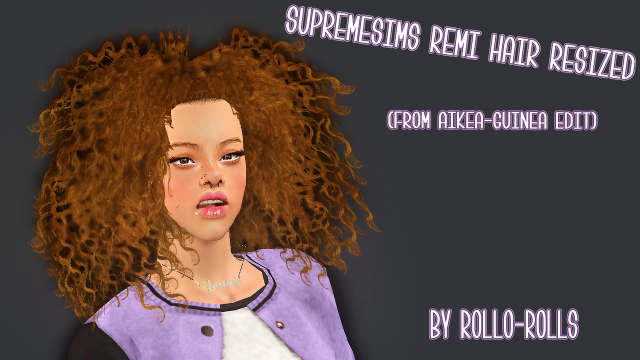 Supremesims Remi Resized by Rollo-Rolls