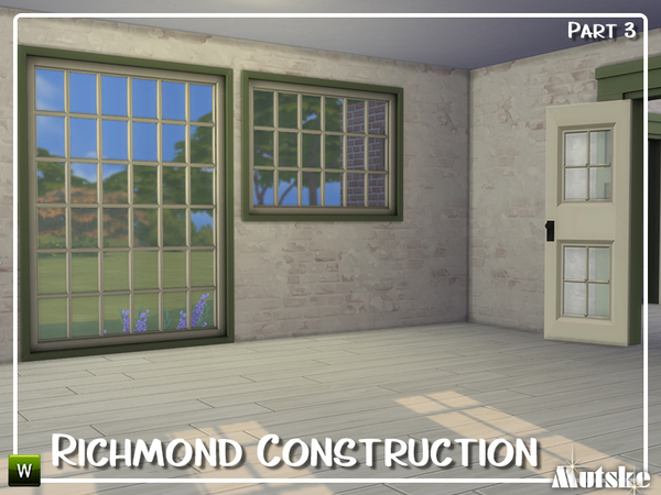 Richmond Constructionset Part 3 by mutske