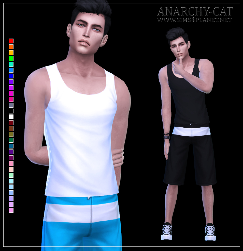 Clothing for males #13 by Anarchy-Cat