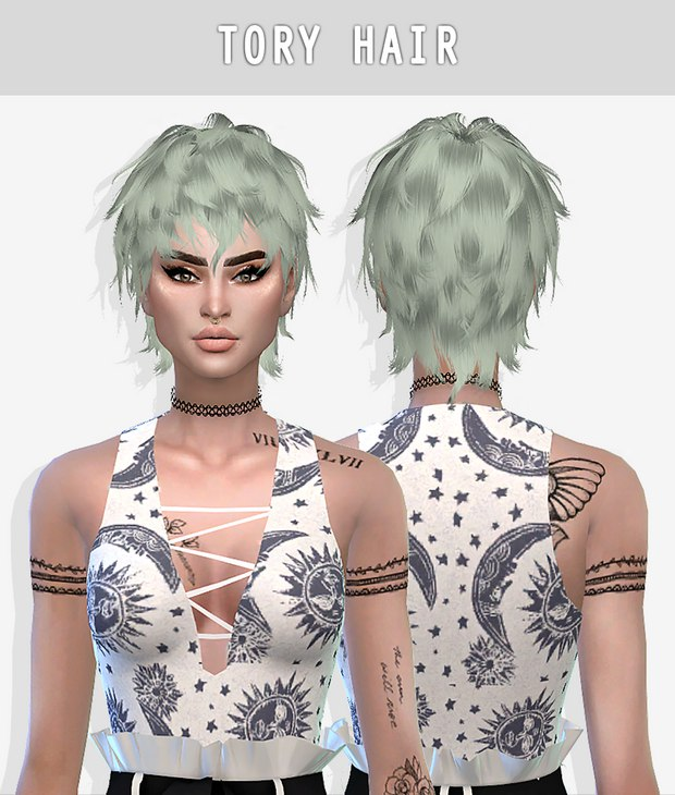 Tory Hair by Grafity-cc
