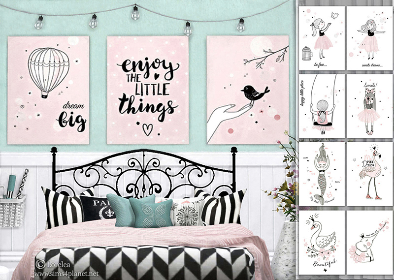 Cotton Candy posters by Lorelea