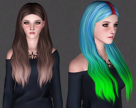 Ade - Lorena by IfcaSims
