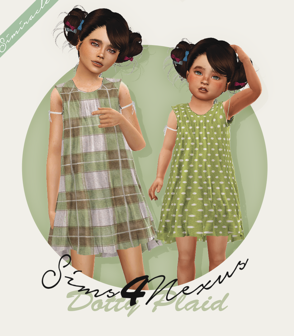 Nexus Dress Recolored by Simiracle