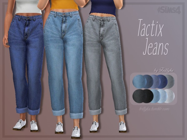 Trillyke - Tactix Jeans