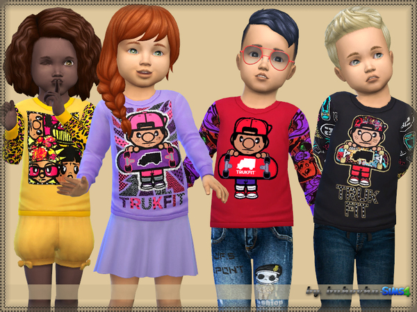 Sweater Truk Fit by bukovka
