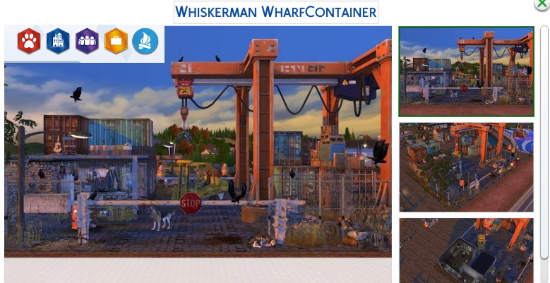 Whiskerman Wharf Container House by Tanitas