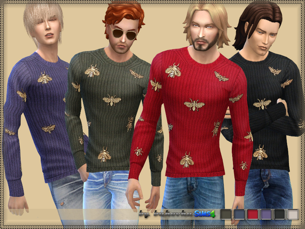 Sweater Insects by bukovka