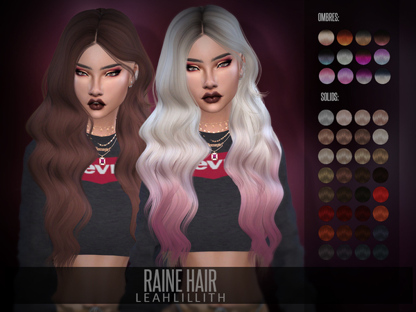 LeahLillith Raine Hair by Leah Lillith