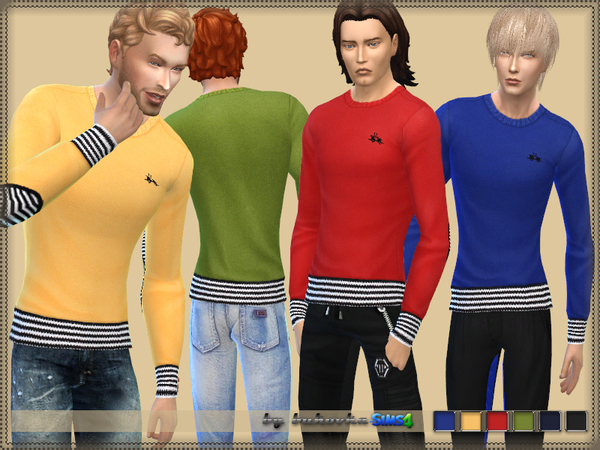 Sweater Male by bukovka