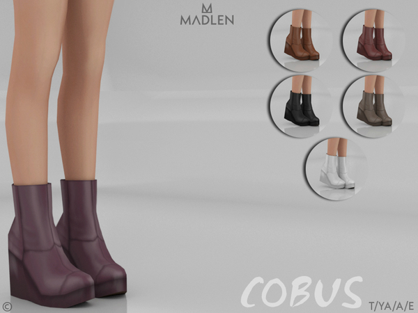Madlen Cobus Boots by MJ95