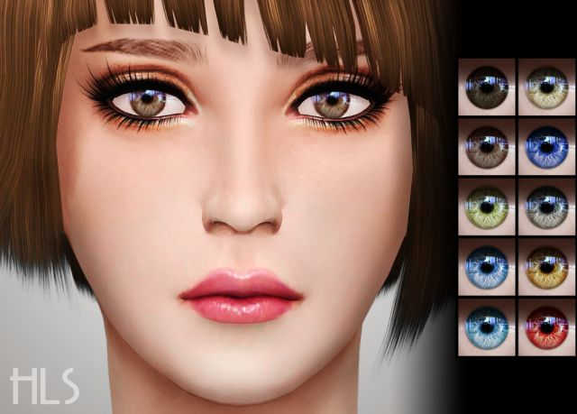 TS4 ND EYE CL NO-3 by Lonelyboy