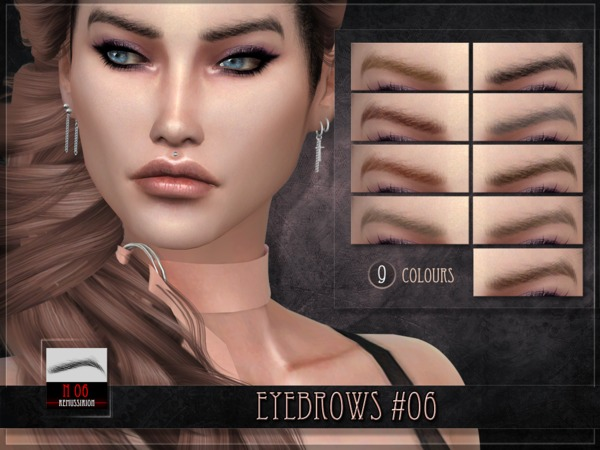 Eyebrows 06 by RemusSirion