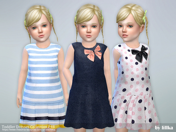 Toddler Dresses Collection P48 by lillka