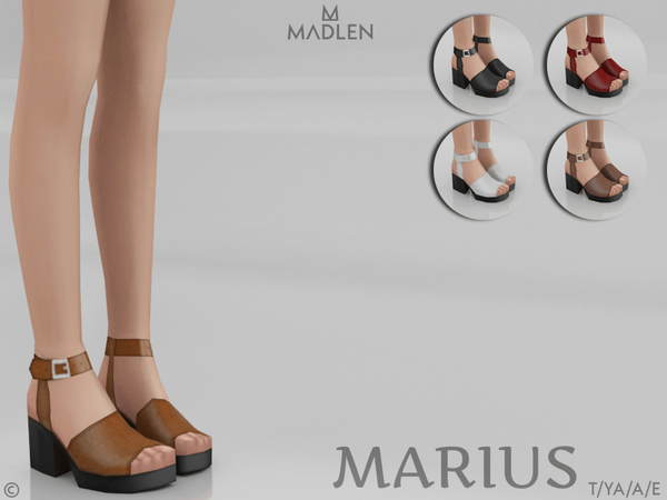 Madlen Marius Shoes by MJ95