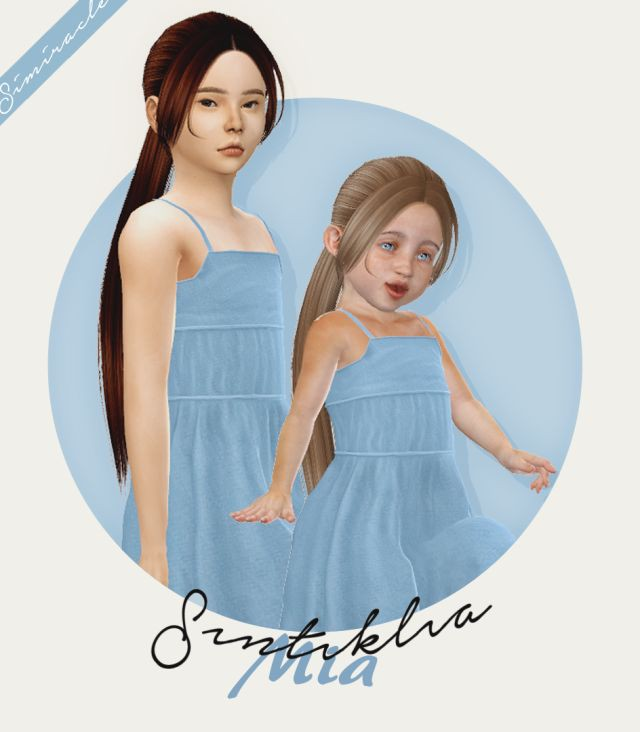 Sintiklia Mia - Kids & Toddlers by Simiracle