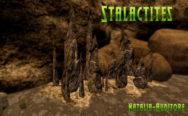 Stalactites Set by natalia-auditore