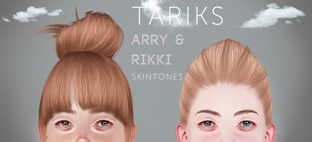 SKINTONES SET BY TARIKS