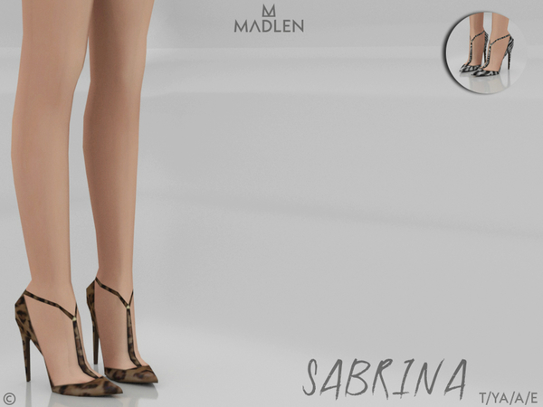 Madlen Sabrina Shoes by MJ95